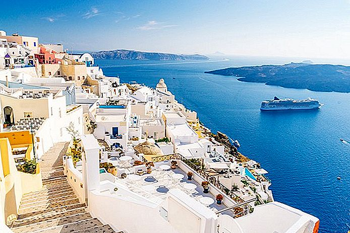 Overnatting i Santorini: Best Areas & Hotels, 2019