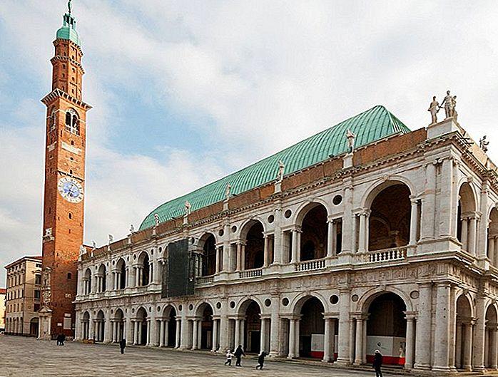10 самых популярных туристических достопримечательностей в городе Виченца