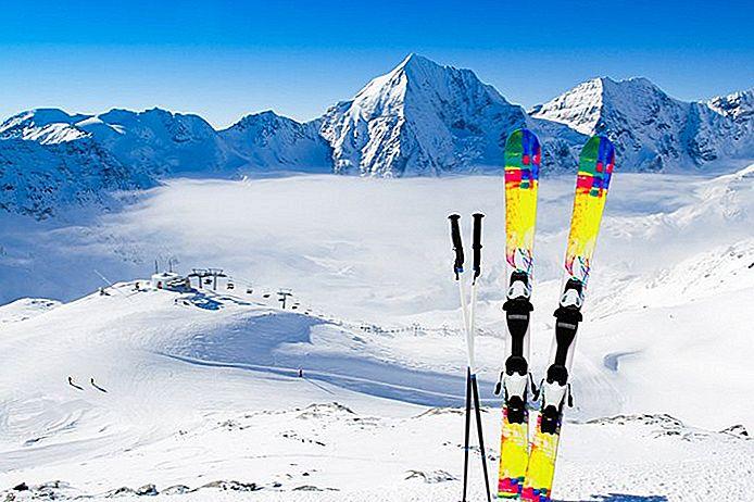 イタリアのトップ20のスキーリゾート、2019