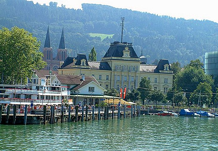 11 Top Sehenswürdigkeiten in Bregenz & Einfache Tagesausflüge