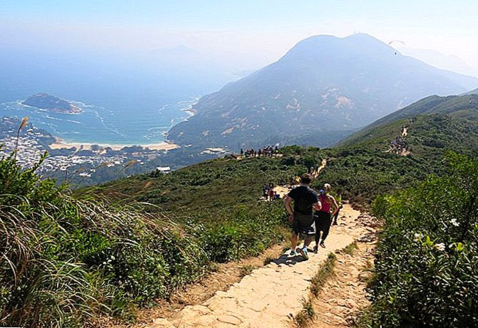 5 Top-Rated Wanderungen und Spaziergänge in Hong Kong