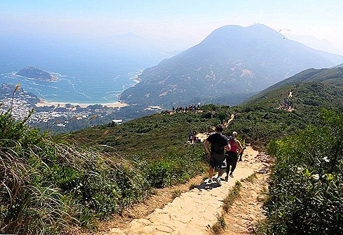 5 лучших походов и прогулок в Гонконге