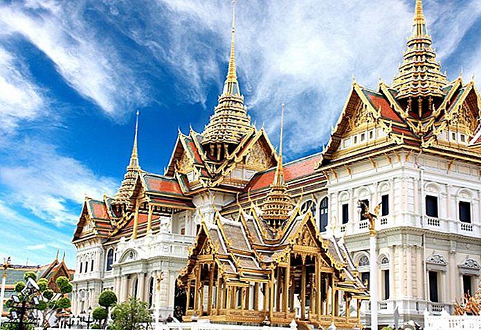Erkundung von Bangkoks Grand Palace: Ein Reiseführer