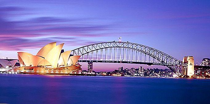 วางแผนเดินทางไปออสเตรเลีย: กำหนดการเดินทางสูงสุด 7 เส้นทาง