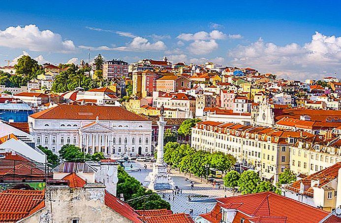 Wo in Lissabon zu bleiben: Beste Gebiete & Hotels, 2018