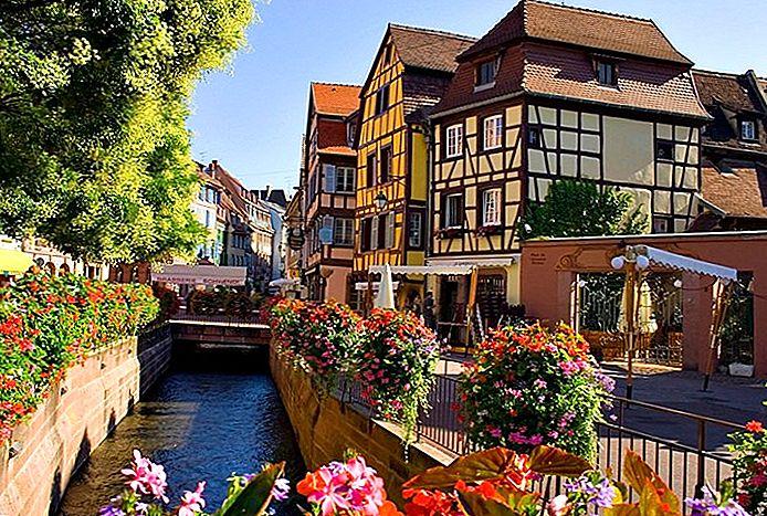 17 самых популярных Эльзасских сел и средневековых городов