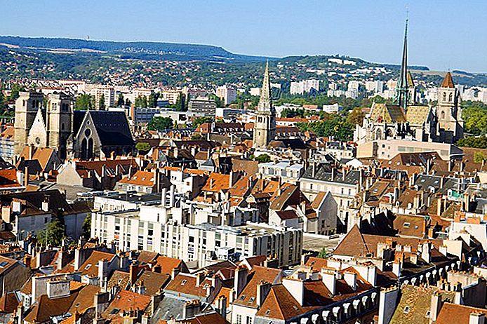 17 самых популярных туристических достопримечательностей в Бургундии