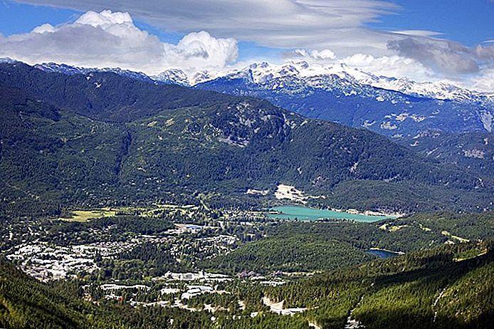 10 лучших дневных поездок из Ванкувера