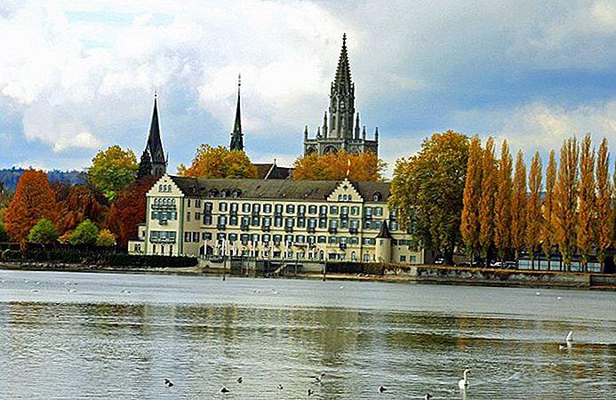 10 Top-bewertete Sehenswürdigkeiten Rund um den Bodensee
