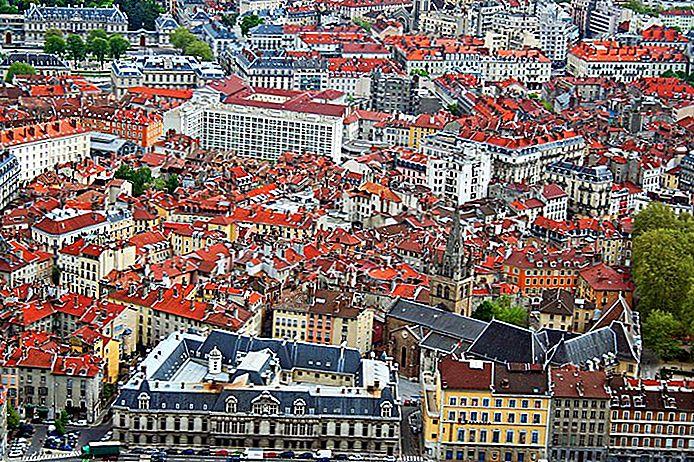 10 лучших туристических достопримечательностей в Гренобле и легких дневных экскурсиях