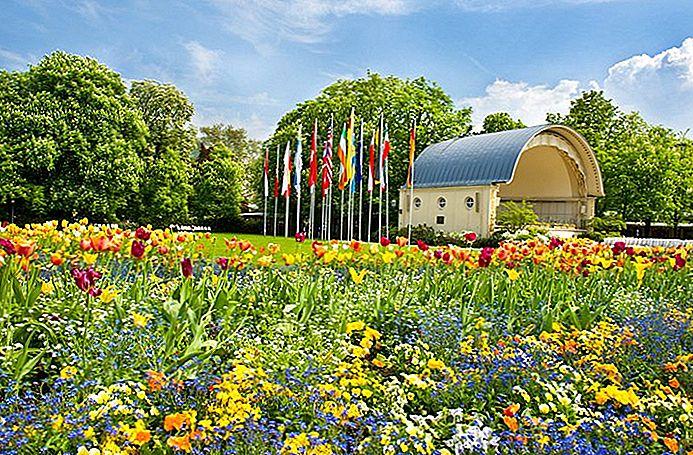 12 самых популярных туристических достопримечательностей в Баден-Бадене