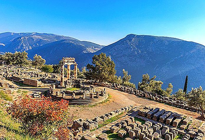 17 Top Day Trips e fughe di fine settimana da Atene