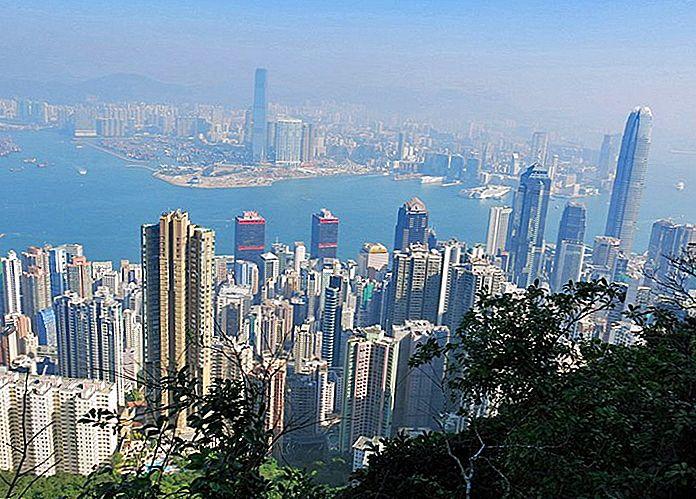 Wo in Hong Kong zu bleiben: Beste Gebiete und Hotels