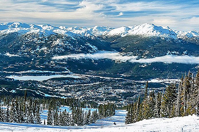 Overnatting i Whistler: Best Areas & Hotels, 2019