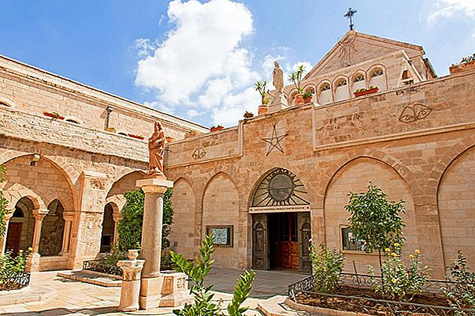 11 สถานที่ท่องเที่ยวยอดนิยมในเบ ธ เลเฮม