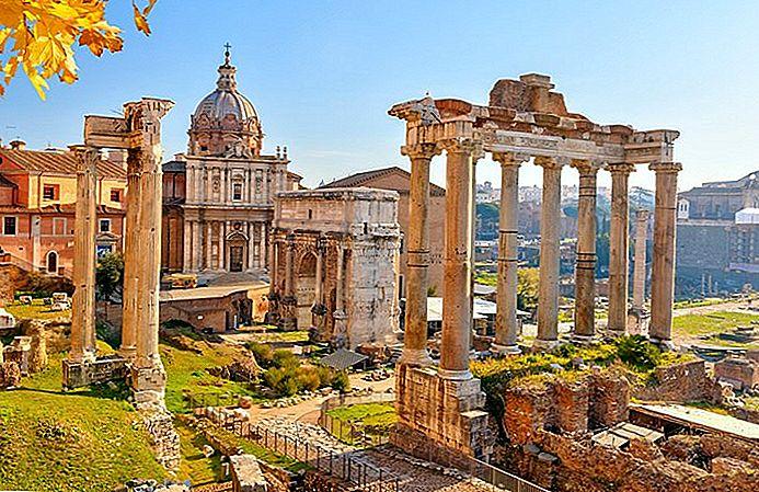 15 beste steder å besøke i Italia