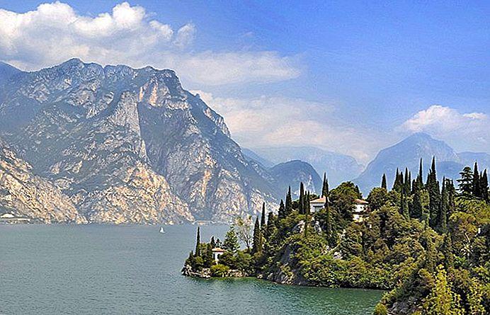 9 Достопримечательности вокруг озера Гарда