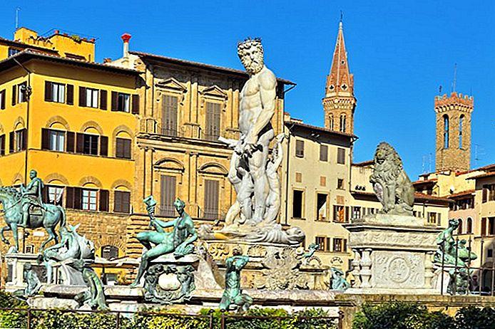 Utforsk Piazza della Signoria i Firenze: En turistguide