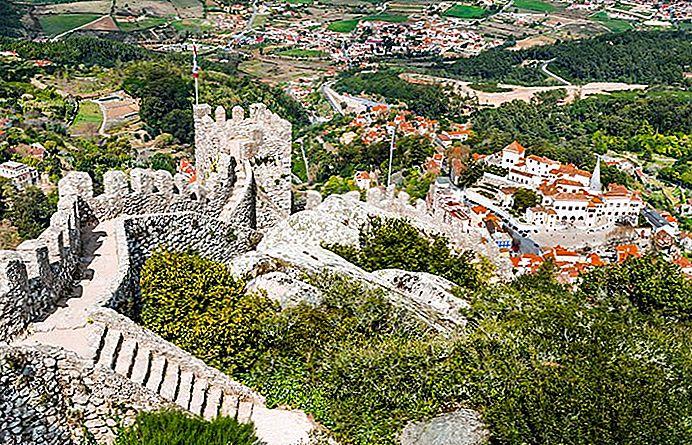 11 самых популярных дневных поездок из Лиссабона