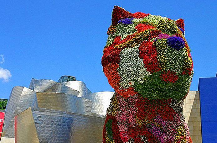 12 самых популярных туристических достопримечательностей в Бильбао