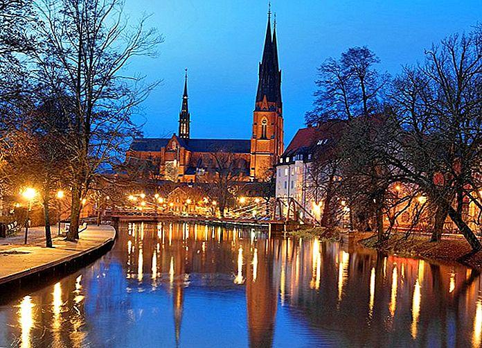 12 Top-Rated Sehenswürdigkeiten in Uppsala