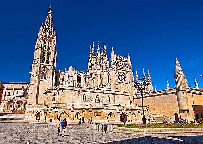 12 Top Sehenswürdigkeiten in Burgos & Einfache Tagesausflüge