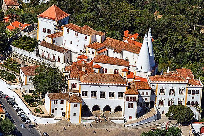 Palacio Nacional de Sintra 방문 : 10 대 명소