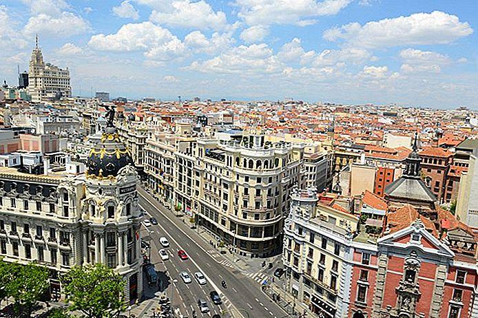 Wo in Madrid zu bleiben: Beste Gebiete und Hotels
