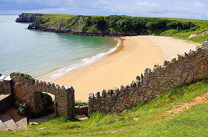 10 Top-Rated Touristenattraktionen an der Pembrokeshire Coastline