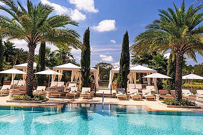 14 лучших курортов в Орландо