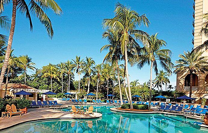 17 лучших курортов на побережье Мексиканского залива