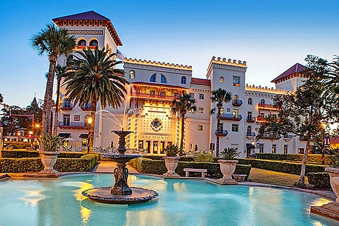9 Top-Rated Resorts in St. Augustine