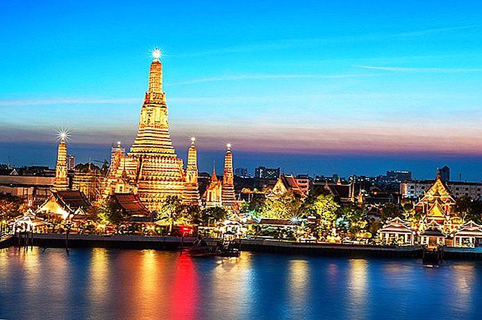 Wo in Bangkok zu bleiben: Beste Gebiete & Hotels, 2018